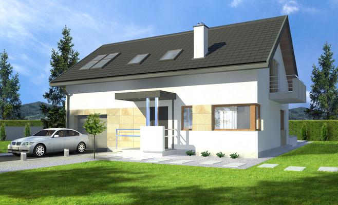 projekt LIM House 07