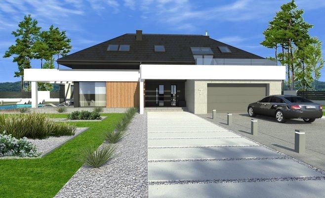 projekt New House 7