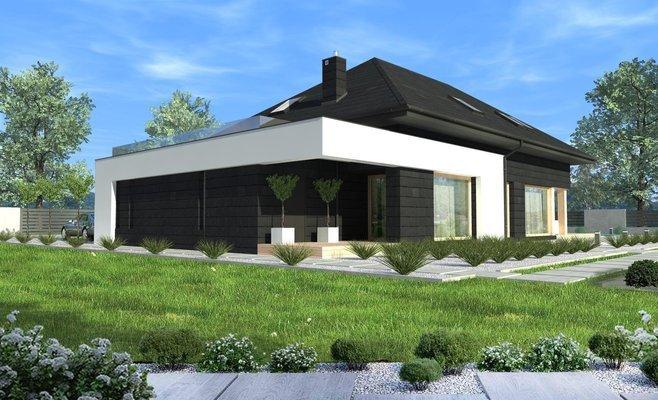 projekt New House 9
